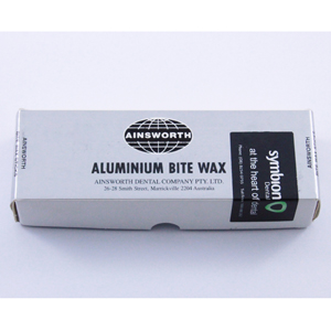 Ainsworth Wax Bite Sticks - Aluminium, 55gm