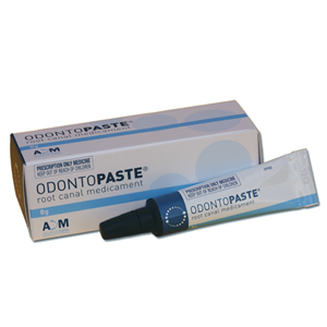 ADM Odontopaste Zinc Oxide Root Canal Paste - 8gm Tube