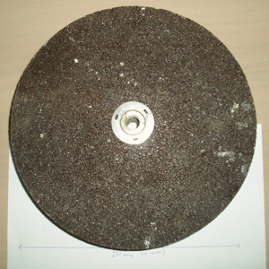 Ainsworth Model Trimmer - 10 Abrasive Wheel