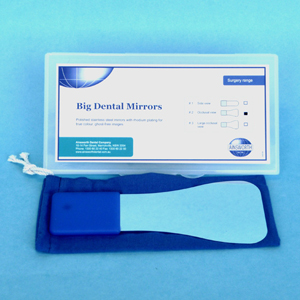 Ainsworth Big Dental Ortho Mirror - No. 2 Medium