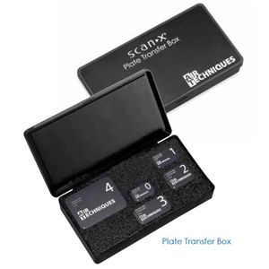 Air Techniques Intraoral PSP Imaging Plate Transfer Box