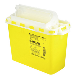 BD Sharps Collector - 5.1 litre, Next Generation, Medium