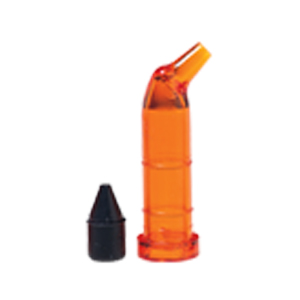 Centrix AccuDose - High Viscosity Tubes and Plugs, Orange - Pack 100