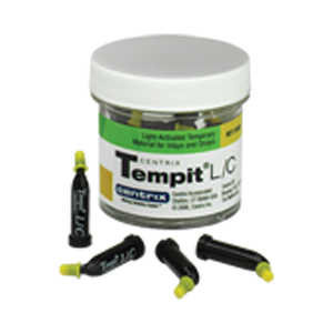 Centrix Tempit L/C 0.25gm Prefilled Tips - Pack 30