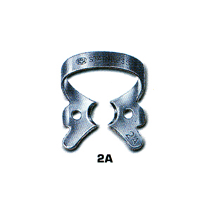 Dentech Rubber Dam Clamp Bicuspid Stainless Steel 2A