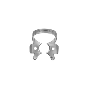 Dentech Rubber Dam Clamp Molar Stainless Steel 3