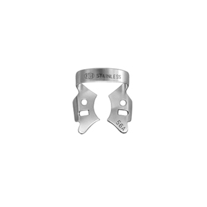 Dentech Rubber Dam Clamp Molar Stainless Steel 56A