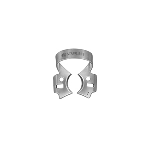 Dentech Rubber Dam Clamp Molar Stainless Steel 7