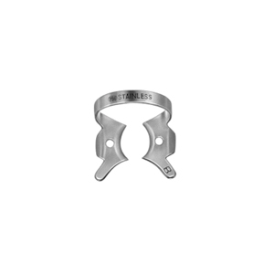 Dentech Rubber Dam Clamp Molar Stainless Steel 8
