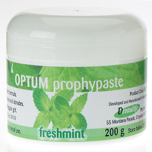 Dentalife Optum Prophy Paste - Mint 200gm