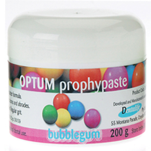 Dentalife Optum Prophy Paste - Bubblegum 200gm