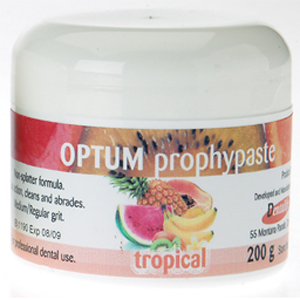 Dentalife Optum Prophy Paste - Tropical 200gm