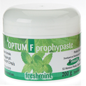 Dentalife Optum F Prophy Paste with Fluoride - Mint 200gm
