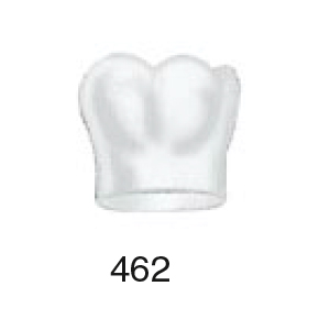 Frasaco Strip Crown Form 462 First Molar, Lower Right - Vial 5