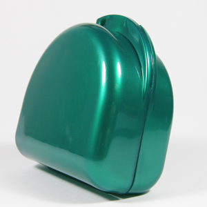 Unident Denture Box - Pearl Green