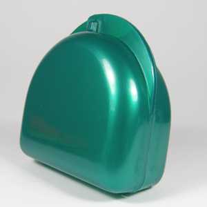 Unident Mouthguard Box - Pearl Green