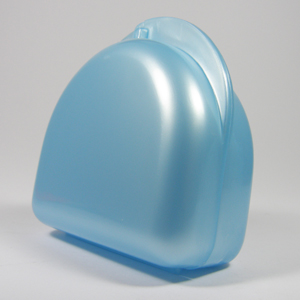 Unident Mouthguard Box - Pearl Blue