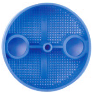 Premium Plus Evacuation Traps 54mm - Blue Disposable, 042 - Pack 20