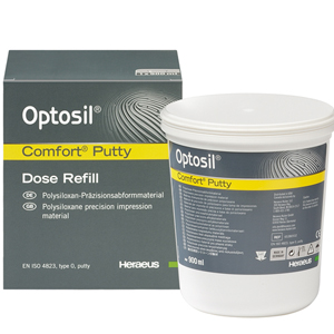 Kulzer Optosil Comfort Putty 900ml