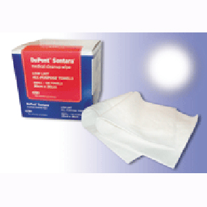 Sontara Mediclean Towel Low Lint All-Purpose - Small 30x35cm, 12 boxes of 100