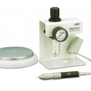 NSK Air Turbine Lab - Presto Complete Set with PR370 Handpiece, Y100-265