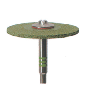 NTI CeraGlaze Polisher HP Green P301 Wheel 373 250 - Each
