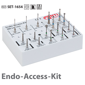 NTI Endo Access Kit SET-1654 - Pack 15