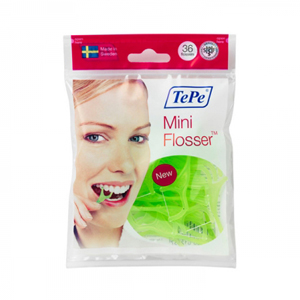 TePe Mini Flosser - Pack 36