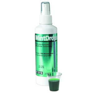 PDS Mouthrinse Concentrate - Mint Drops 200ml