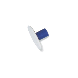 Premier Micro-Cloth Disk 1/2inch Dark Blue - Pack 25