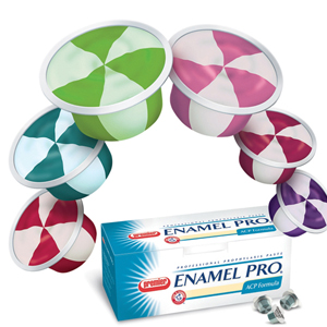 Premier Enamel Pro With ACP Vanilla Mint Medium - Pack 200