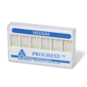 Progress Paper Points Conventional Assorted - Pack 200