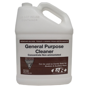 L&R General Purpose Cleaner 4 Litre