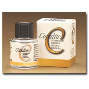 Copalite Varnish 14ml Bottle