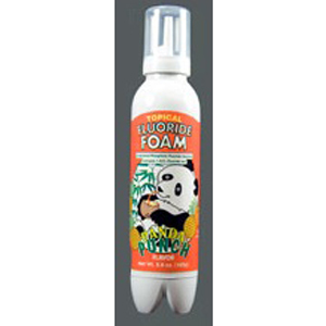 Laclede Topical Fluoride Foam - APF, Panda Punch 165gm