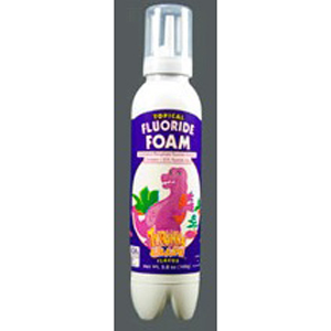 Laclede Topical Fluoride Foam - APF, Tyranna Grape 165gm