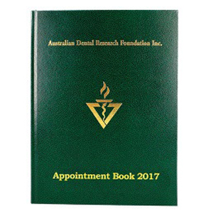 ADIA Year 2017 Appointment Book *WSL*