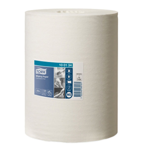 Tork Wiping Paper Centrefeed Roll M2 10.01.34 - Carton of 6