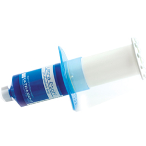 Ultradent Ultra-Etch IndiSpense 35% Phosphoric Acid Blue Refill 30ml Syringe, 0685
