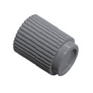 Forest Plastic Knob Style I, Grey