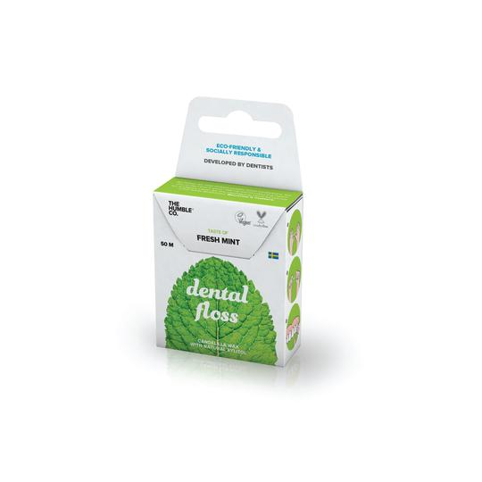 Dental Floss 50 m - Fresh Mint