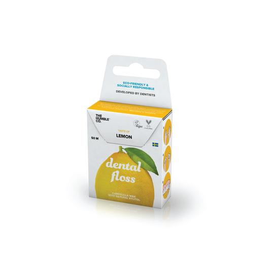 Dental Floss 50 m - Lemon