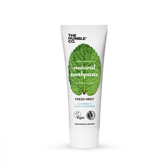 Toothpaste 75 ml - Fresh Mint with fluoride